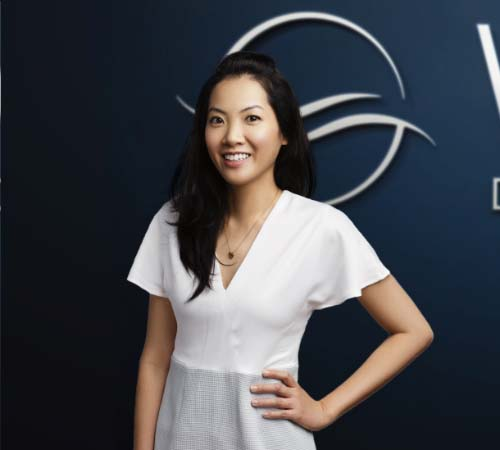 Picture of board-certified orthodontist Patricia Hong DDS